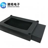 硅胶厂家生产汽车控制器硅橡胶保护套,工业硅胶保护套开模定做加工