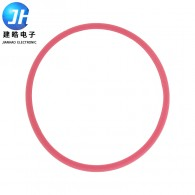 东莞工厂定做防水机械硅胶O型圈 耐高温耐腐蚀耐油硅胶密封圈