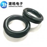 导电硅胶制品生产厂家开模定制美容仪器导电硅胶圈 目镜导电硅胶配件