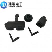 厂家定制工业仪器硅胶密封件 OEM开模定做USB硅胶塞