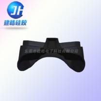 厂家定制望眼镜硅胶配件