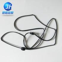 东莞硅胶制品厂定制异型硅胶密封圈