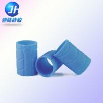 东莞硅胶加工厂承接手电筒硅胶护套定制