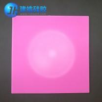 感温变色硅胶美容仪器专用感温变色硅胶件来图来样定制