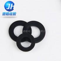 东莞硅胶制品厂定制圆形硅胶密封垫片