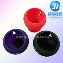 吸盘式音响硅胶保护套 防摔硅胶护套定制