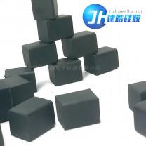 导电硅胶块模压成型优质异型导电硅胶块可来图来样开模定制