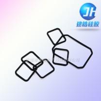 提供仪表码表方形防水硅胶密封件定制