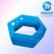 软硅胶材质音响保护外壳定做-建皓硅胶