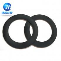 东莞硅胶制品加工厂承接来图来样定制加工生产圆形硅胶垫片