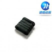 东莞硅胶制品厂加工定制异型硅胶护套