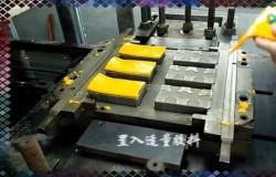 硅胶制品厂生产包胶护套现场直播
